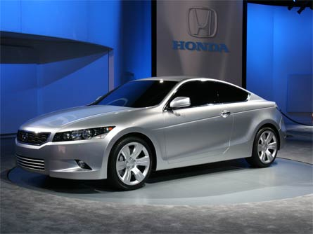 Car Overview: 2013 Honda Accord [coupe]