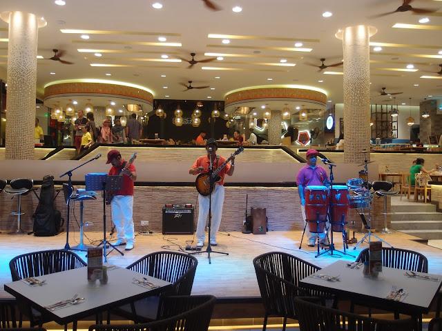 Live Band at Fiesta