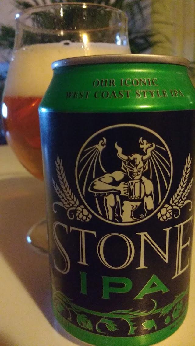 Stone Brewing IPA Clone