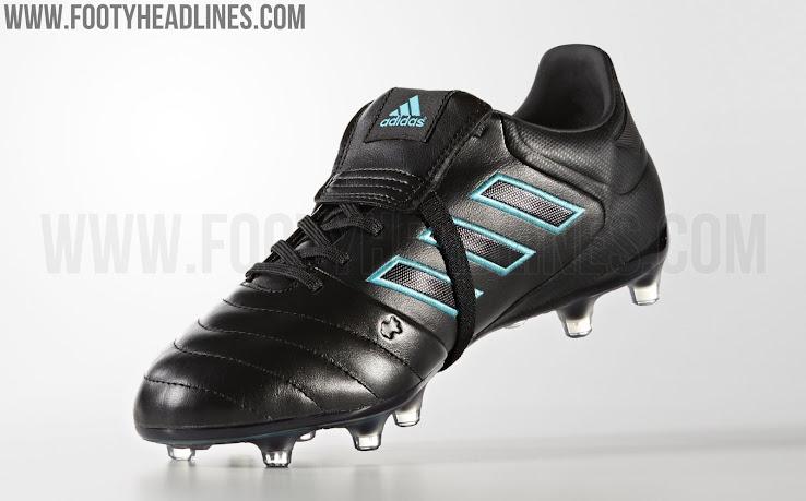 'Black / Energy Blue' Adidas Copa Gloro 17 Released ...