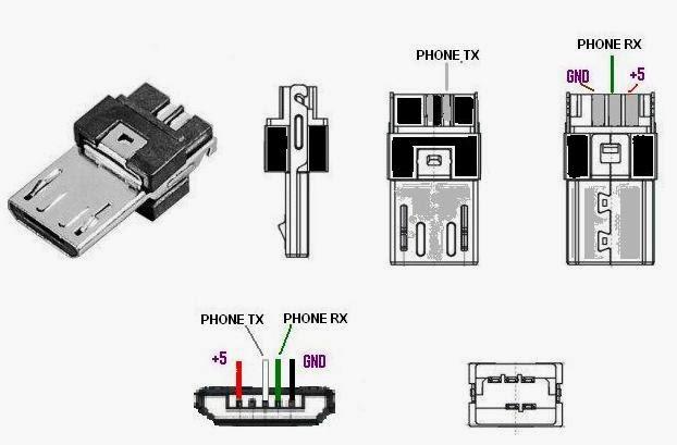 reparar conector cable usb samsung