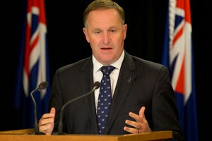 Prime Minister John Key: Every country should play part in fighting Isis