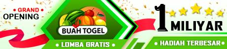 Bandar Togel Online Buah Togel