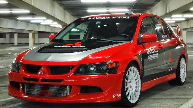 Modifikasi Mobil Mitsubishi Lancer evo