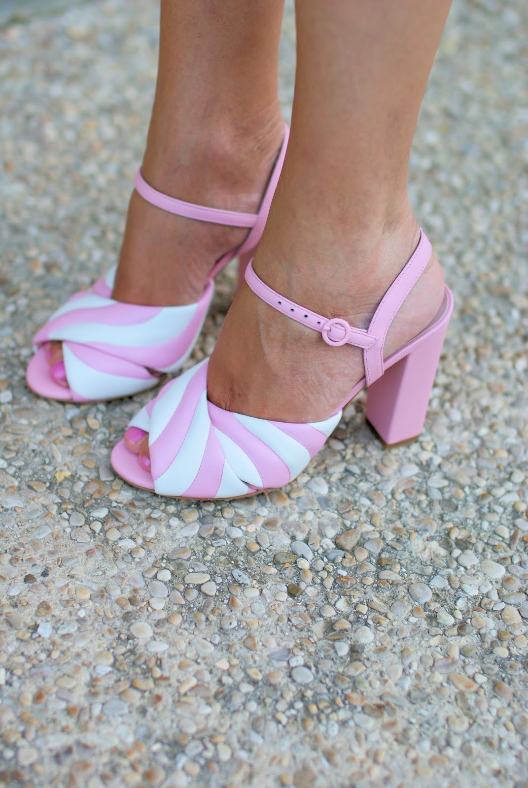 Moschino candy sandals on Fashion and Cookies fashion blog, fashion blogger style