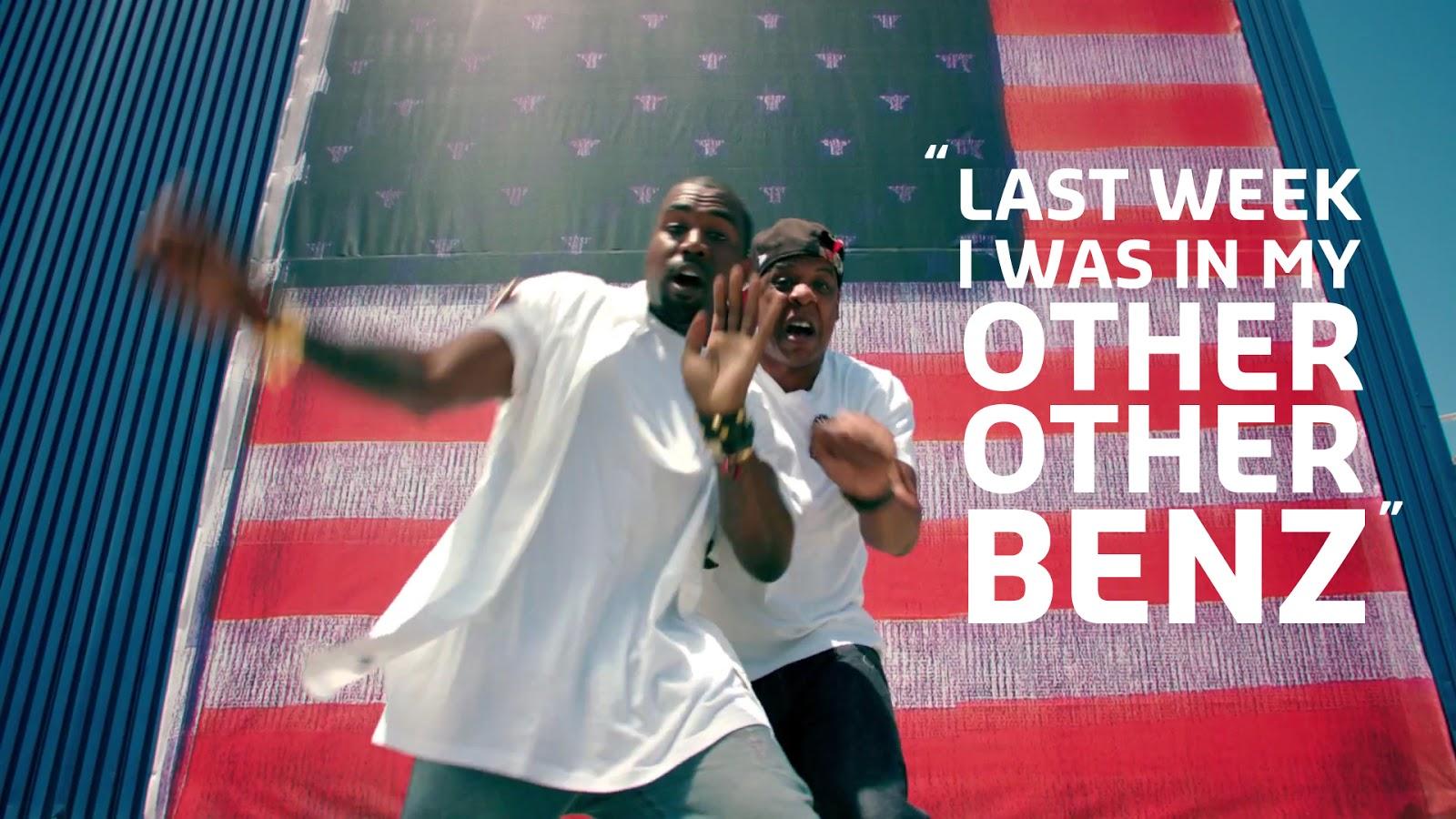 Wallpapertopc Wallpaper Jay Z Kanye West