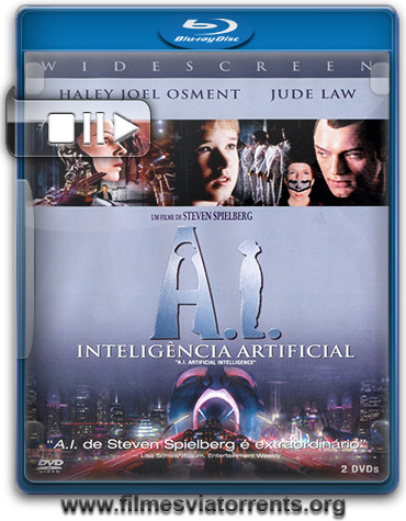 A.I. Inteligência Artificial Torrent - BluRay Rip 720p e 1080p Dublado (2001)