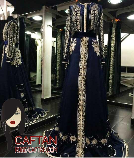 Caftan marocain la noblesse 2016