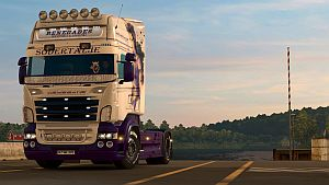 Renegade skin for Scania RJL