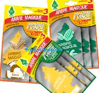 Logo Arbre Magique ''Risparmia e vinci'': in palio buoni carburante da 200€ e da 2.500€