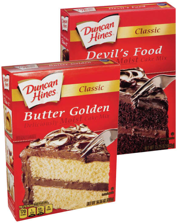 Box Cake Mix At Shoppers