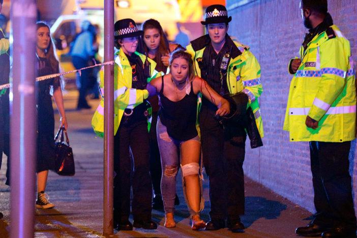 Todo sobre el ataque terrorista durante concierto de #ArianaGrande en #Mánchester