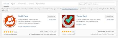 Cara menambahkan plugin pada CMS Wordpress