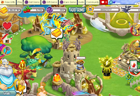 All Cheat Dragon City