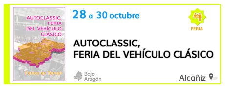 AutoClassic, Feria del Vehículo Clásico