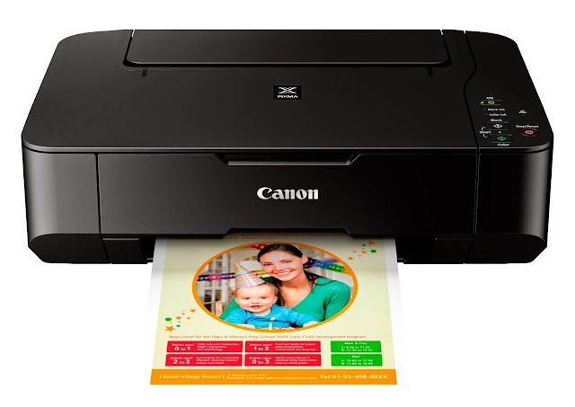 Ciri-Ciri Cartridge Printer Canon Rusak