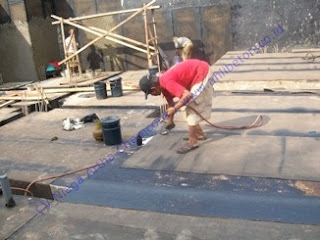 waterproofing membrane pada basement
