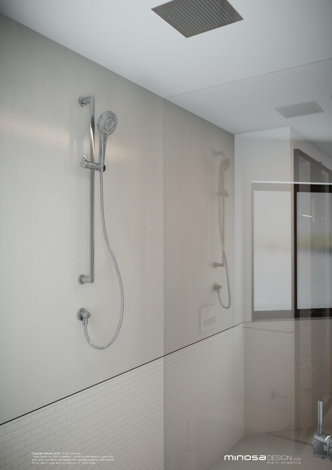 Minosa bathroom design the best use space for Best bathrooms 4 u