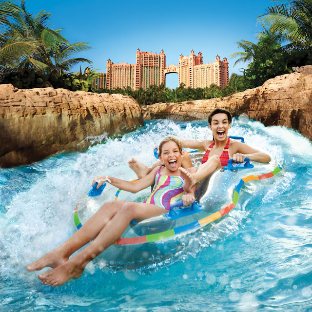 Paradise Island: Trans World Travel: Atlantis Paradise Island, Bahamas