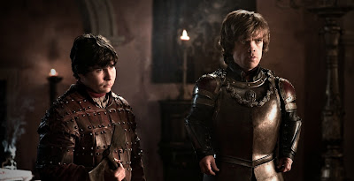 Tyrion Podrick Game of Thrones