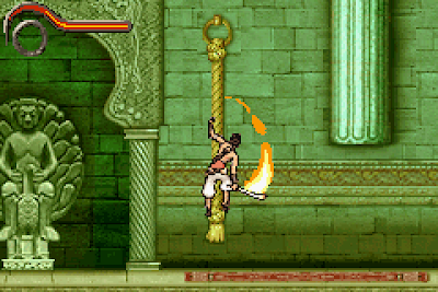 【GBA】波斯王子:時之沙+攻略+金手指,Prince of Persia:The Sands of Time!