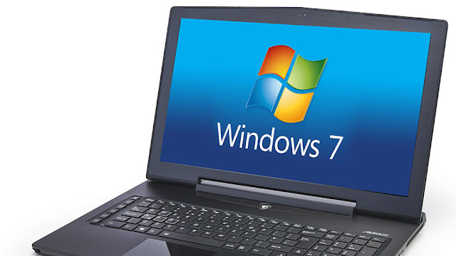 Windows 7: Reset laptop to factory default