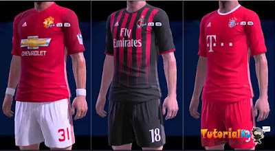 Update Transfer Pes 2013 Musim 2016/2017 September
