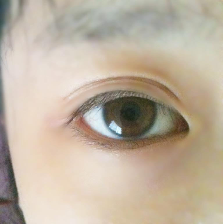 Karacon Koumi Eye Charm Magic Slim Double Sided Double