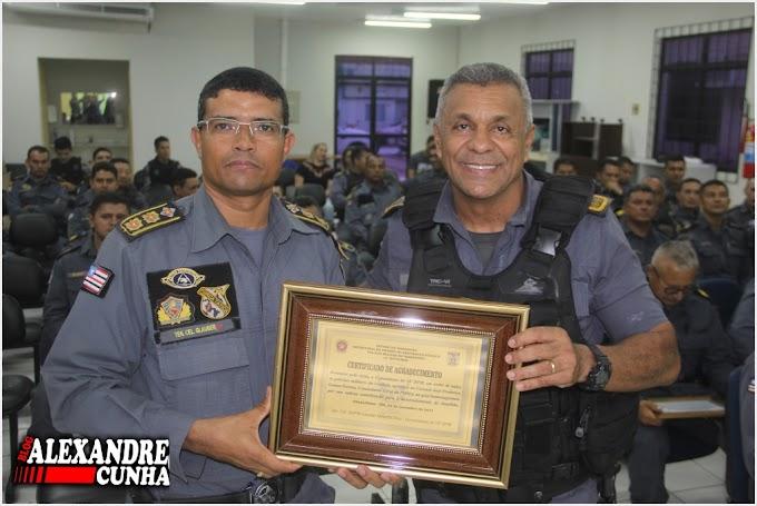 Comandante do 16º BPM é promovido ao posto de Coronel da PMMA.
