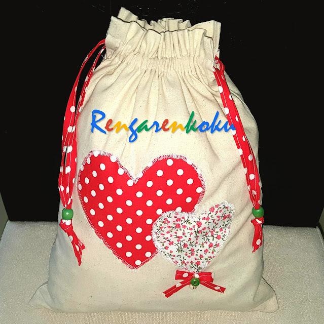 kuruyemiş torbası