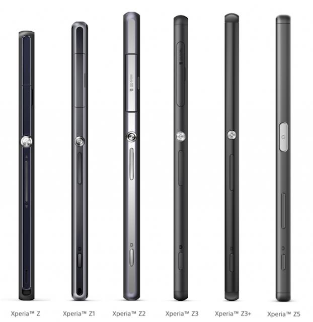 تعلن سوني رسمياً نهاية سلسلة هواتف إكسبيريا Z