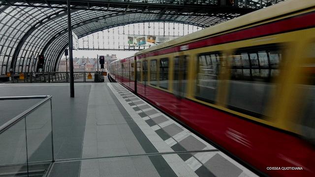 I sistemi della metro a Berlino