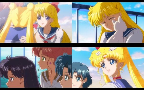 Sailor Luna Transformation