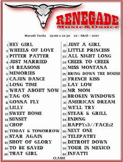 Renegade Music & Dance