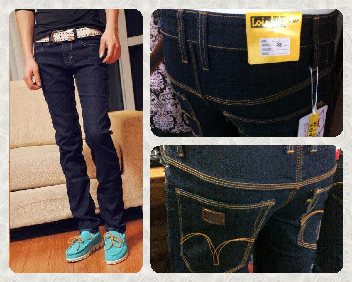 model celana jeans pria terbaru
