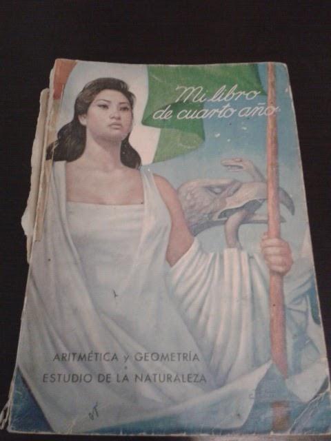 Libros de Primaria de los 80\'s: Libro de la Madre Patria (1972)
