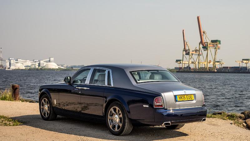 Rolls-Royce Ghost 4th