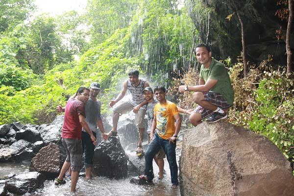 Rajmachi water fall