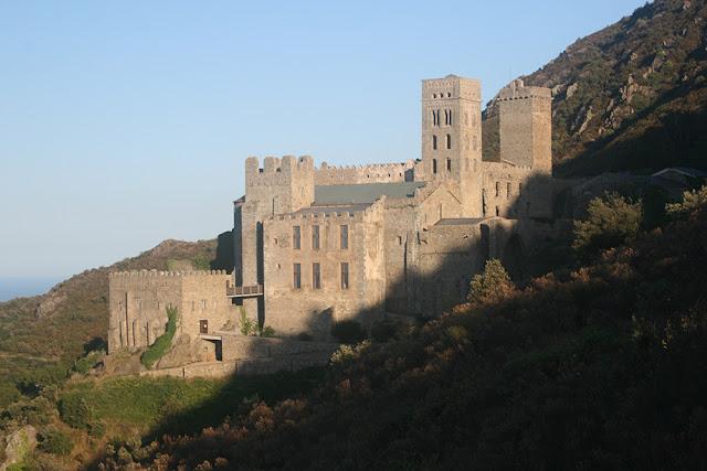 Monasterio de Sant Pere de Ribes