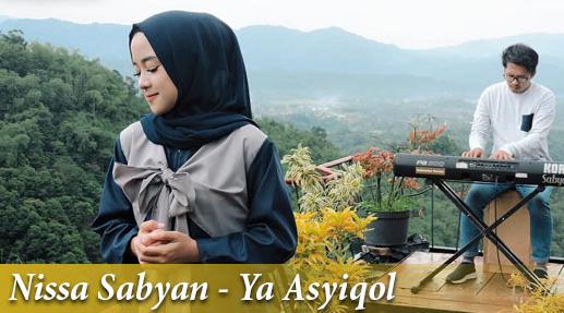 Lirik Lagu Nissa Sabyan Ya Asyqol Musthofa (Lagu Sholawat Paling Merdu),Nissa Sabyan, Lirik Lagu, Lagu Religi, Lagu Sholawat, 2018