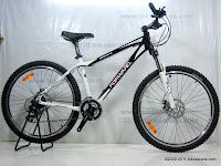 1 Sepeda Gunung FORWARD DAMIANO 1.0 26 Inci