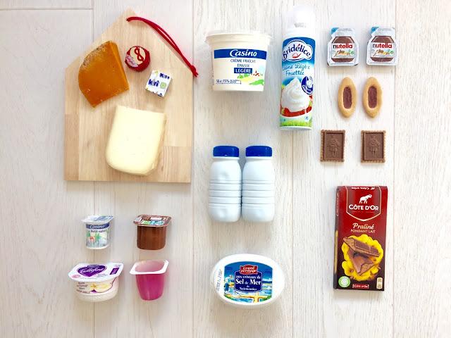 Liste des aliments interdits pour les bébés et enfants allergiques aux protéines de lait de vache (PLV).