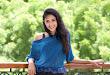 Priyashri dazzling portfolio photos