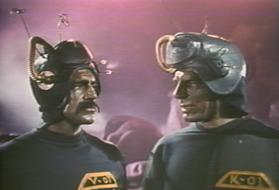 Kimar and Voldar in Santa Claus Conquers the Martians