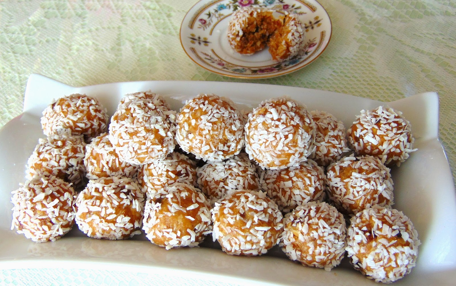 how to make healthy peanut butter balls