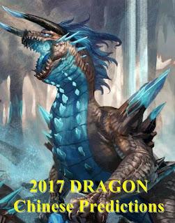 DRAGON Horoscope 2017 Chinese Zodiac Forecast
