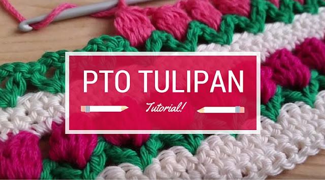 Tutorial #68: Paso a Paso Punto Tulipanes