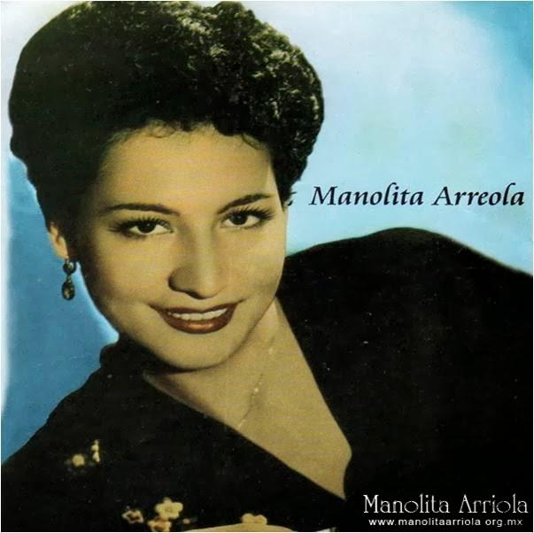 Image result for fotos de la actriz y cantante manolita arriola