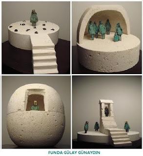 Sculptor Funda Gulay Doruker