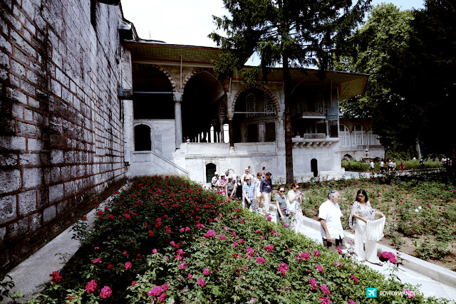 bowdywanders.com Singapore Travel Blog Philippines Photo :: Turkey :: Topkapi Palace Museum: Ottoman Architecture and Islamic Relics at Its Finest